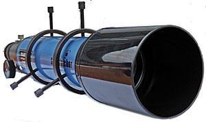 Telescopio di guida TS 70/900 con anelli regolabili