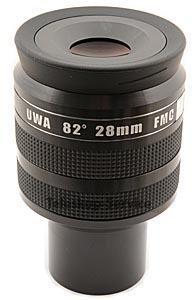 Oculare TS UWA-82° da 28mm ad alte prestazioni