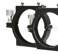 Anelli TS per rifrattori lavorati in CNC - diametro interno 90mm