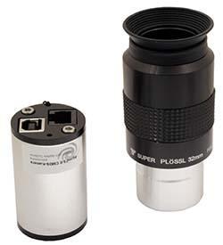 QHY5L-II mono - camera per autoguida e riprese planetarie ad alta velocità, max 200fps