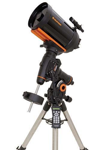 CGEM 800 - telescopio Schmidt-Cassegrain da 203mm f/10 con robustissima montatura equatoriale alla tedesca CGEM computerizzata