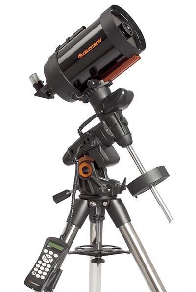 """Advanced VX6"""" SCT - telescopio Schmidt Cassegrain da 150mm f/10 con montatura equatoriale computerizzata Advanced VX"""