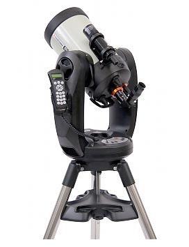CPC-800HD - Schmidt-Cassegrain Edge HD da 203mm f/10 con robustissima montatura a forcella altazimutale computerizzata e con GPS incorporato