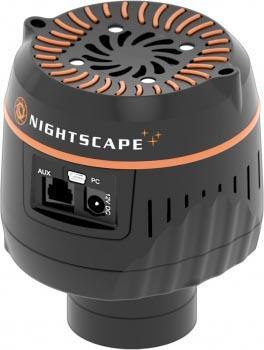 CCD Nightscape - Camera elettronica con sensore CCD raffreddato da 10.7 Mpixel a colori per la ripresa degli oggetti del profondo cielo