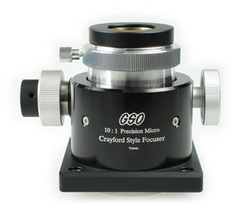 Dual speed Crayford focuser