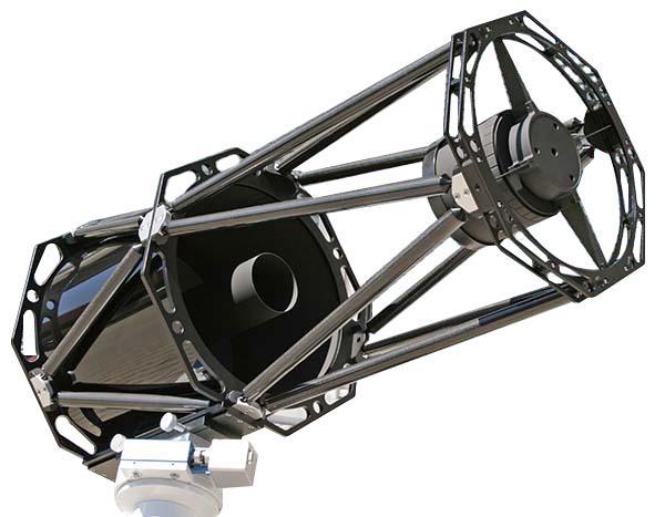 """Astrografo Ritchey-Chretien GSO da 14"""" f/8 - truss carbon tube design - NUOVO MODELLO"""