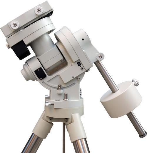 Ioptron CEM 60 - bilanciamento centrale - 27kg di carico reali - peso di 12.3kg