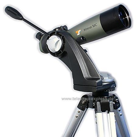 Montatura altazimutale Skywatcher AZ4 - con movimenti micrometrici e innesto a coda di rondine