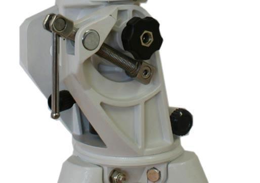 Dettaglio nuova regolazione altezza Skywatcher AZ EQ 6 Synscan