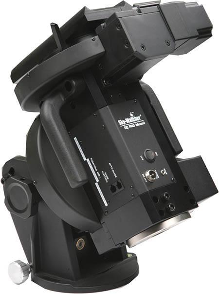Montatura Equatoriale da osservatorio GoTo EQ8 SynScan - versione solo testa