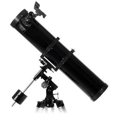 Teleskop-Fernrohr-SkyWatcher-130-900-Montierung-Stativ