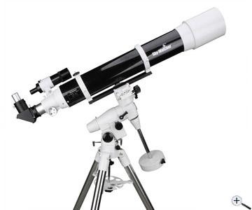 Skywatcher Evostar 120 on EQ5