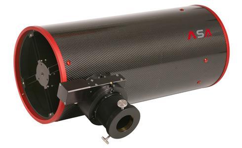 Observations à Ramillies Asa-200mm-astrograph