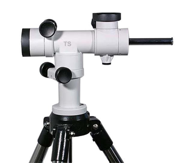 Montatura altazimutale TS Optics senza treppiede - movimenti micrometrici - senza morsetti