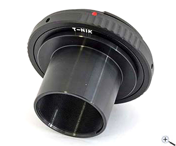 Adattatore TS da 31,8mm per fuoco diretto - per Nikon