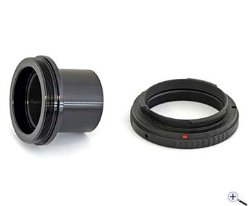 Adattatore TS da 31,8mm per fuoco diretto - per Canon EOS