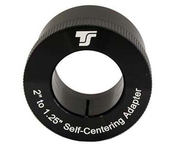 """Adattatore TS da 2"""" a 31,8mm autocentrante con blocco a ghiera rotante"""