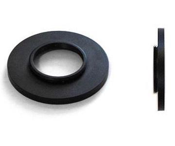 Adattatore da T2 a filetto C - basso profilo - 4mm di spessore