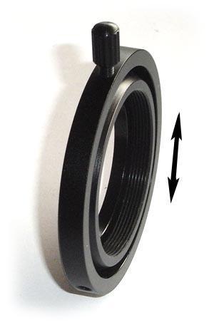 Adattatore TS da SC a M48 - 8mm di spessore - rotazione a 360°