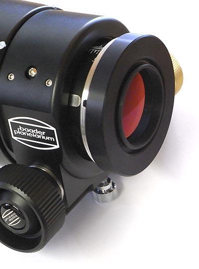 Adattatore TS da 65mm a M48 per focheggiatori Baader modificati