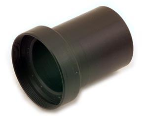 Adattatore TS da 24,5mm per oculari da 31,8mm