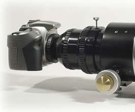 """Spianatore di campo universale TS da 3"""" per rifrattori da f/5 a f/9 - per sensori di grande formato"""