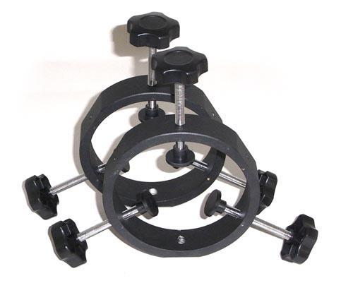 Anelli di guida TS regolabili - per tubi da 40-90mm di diametro