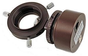 Guida fuori asse TS - spessore 9mm - attacco per Canon EOS - messa a fuoco individuale della camera di guida