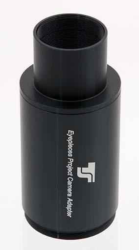 Adattatore da 31.8mm per fotografia in proiezione dell'oculare