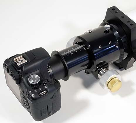 Spianatore / correttore per TS 70mm f/6 ED