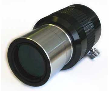 Lente di Barlow APOcromatica TS Optics da 31,8mm - 2.5x - design a 3 lenti