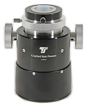 """Focheggiatore Crayford da 2"""" per Schmidt Cassegrain - rotazione di 360°"""