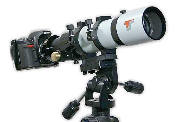 Adattatore TS verso M48 per Quadrupletto APO TS APO65Q