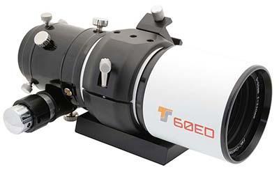 TS 60mm f/5.5 doppietto APO -FPL-53 - Telescopio diurno/notturno e telebiettivo