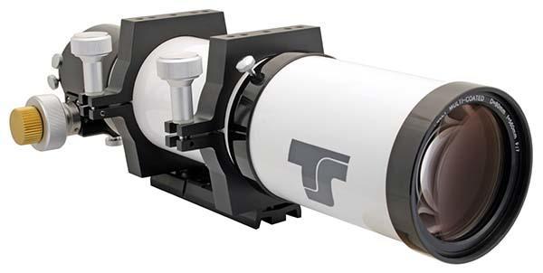 """Apo TS ED 80mm f/7 con Crayford da 2"""" e filetto M54"""