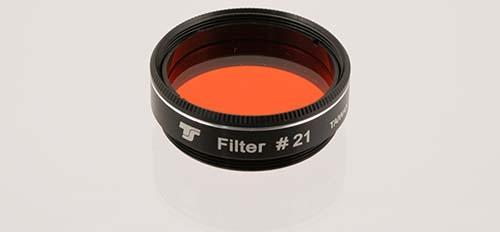 Filtro TS da 31,8mm Colorato - Arancione #21