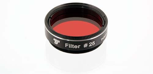 Filtro TS da 31,8mm Colorato - Rosso #25