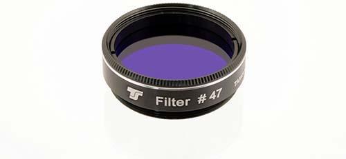Filtro TS da 31,8mm Colorato - Viola #47