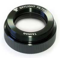 Filtro Ts Optics Skylight - filetto per Schmidt Cassegrain