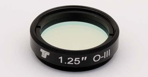 Filtro Premium TS O-III da 31,8mm - maggior contrasto nelle nebulose