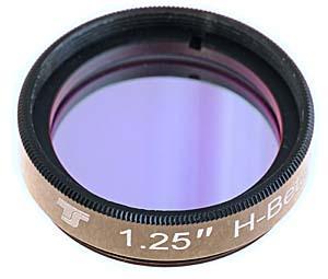 Filtro TS Optics H-Beta da 31,8mm