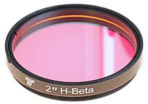 Filtro TS Optics H-Beta da 2""