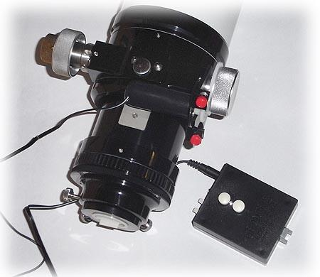 Motore TS per focheggiatori TS Photoline, Astro Professional, StellarVue - fabbrica United
