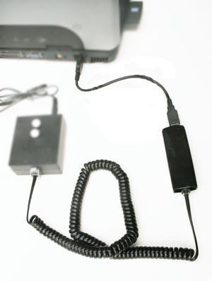 Adattatore per TSMotorfok, per connetterlo al PC o MAC