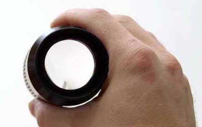 """Oculare TS WA Wide Angle da 70°- 1.25"""" - 8mm lunghezza focale"""