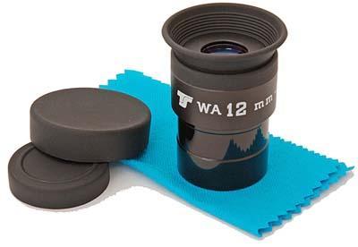 """Oculare TS WA Wide Angle da 70°- 1.25"""" - 12mm lunghezza focale"""