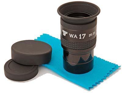 """Oculare TS WA Wide Angle da 70°- 1.25"""" - 17mm lunghezza focale"""