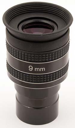 """Oculare planetario TS Optics HR Planetary UWA - 60° FOV - 1.25"""" - 8mm di lunghezza focale"""