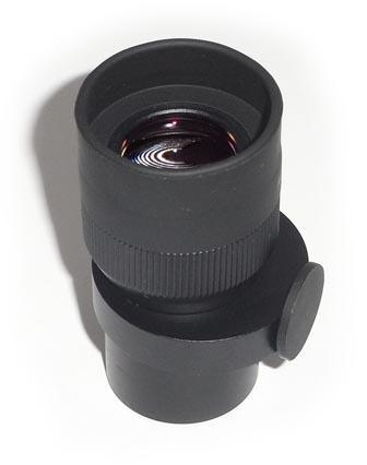 Oculare TS da 23mm con reticolo -55°- 31,8mm - illuminabile