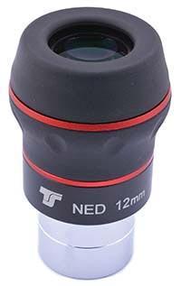 """Oculare planetario TS N-ED da 1.25"""" - 60° FOV - lunghezza focale 12mm"""